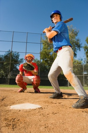 image of baseball at granite state games
