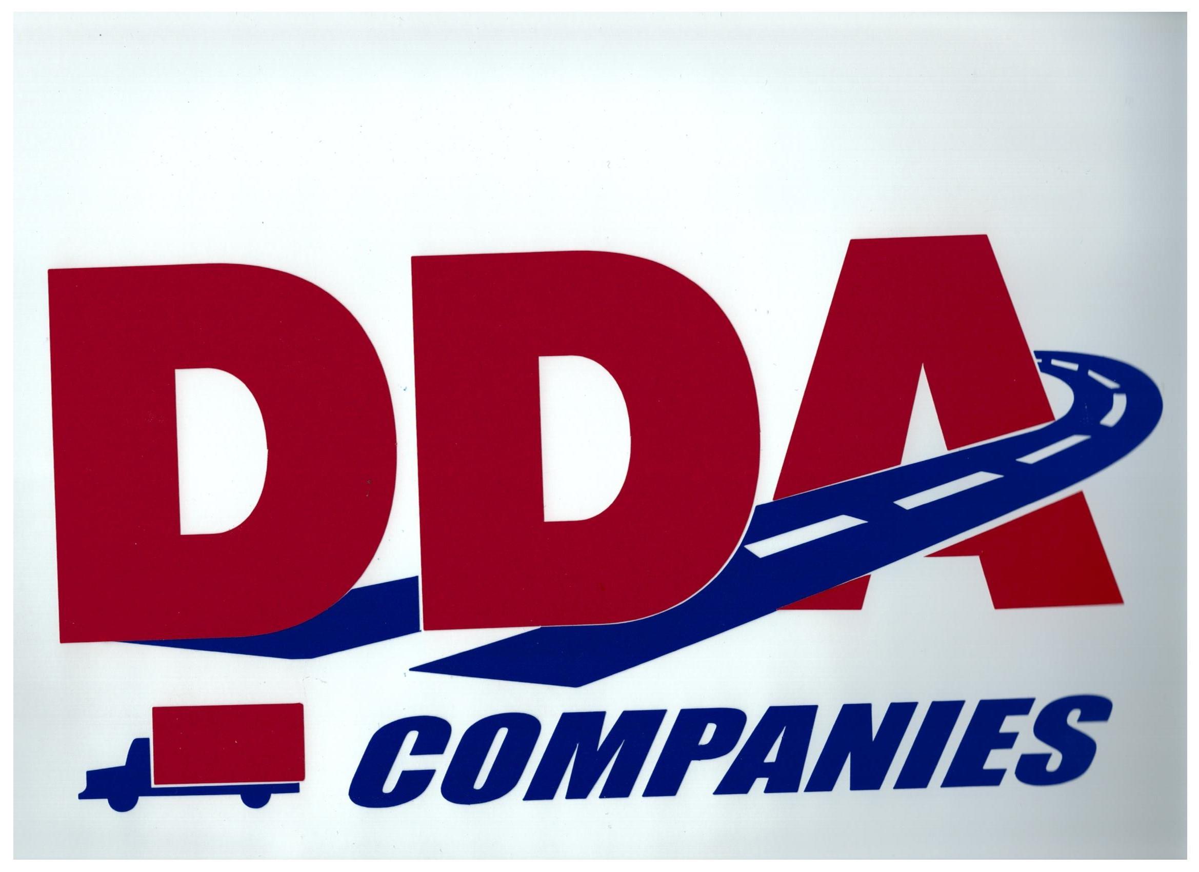 image of DDA logo