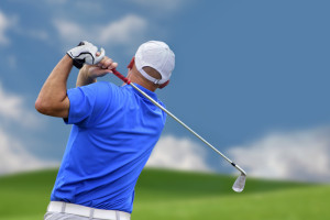 IMAGE OF GOLFER AT THE GSG
