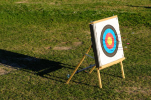 image of archery
