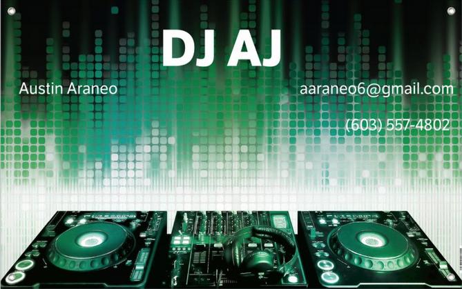 image of dj logo